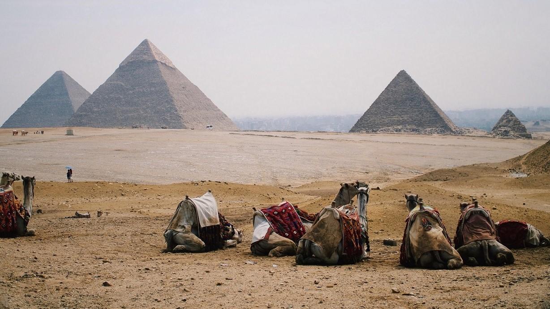 Piramides do Egito