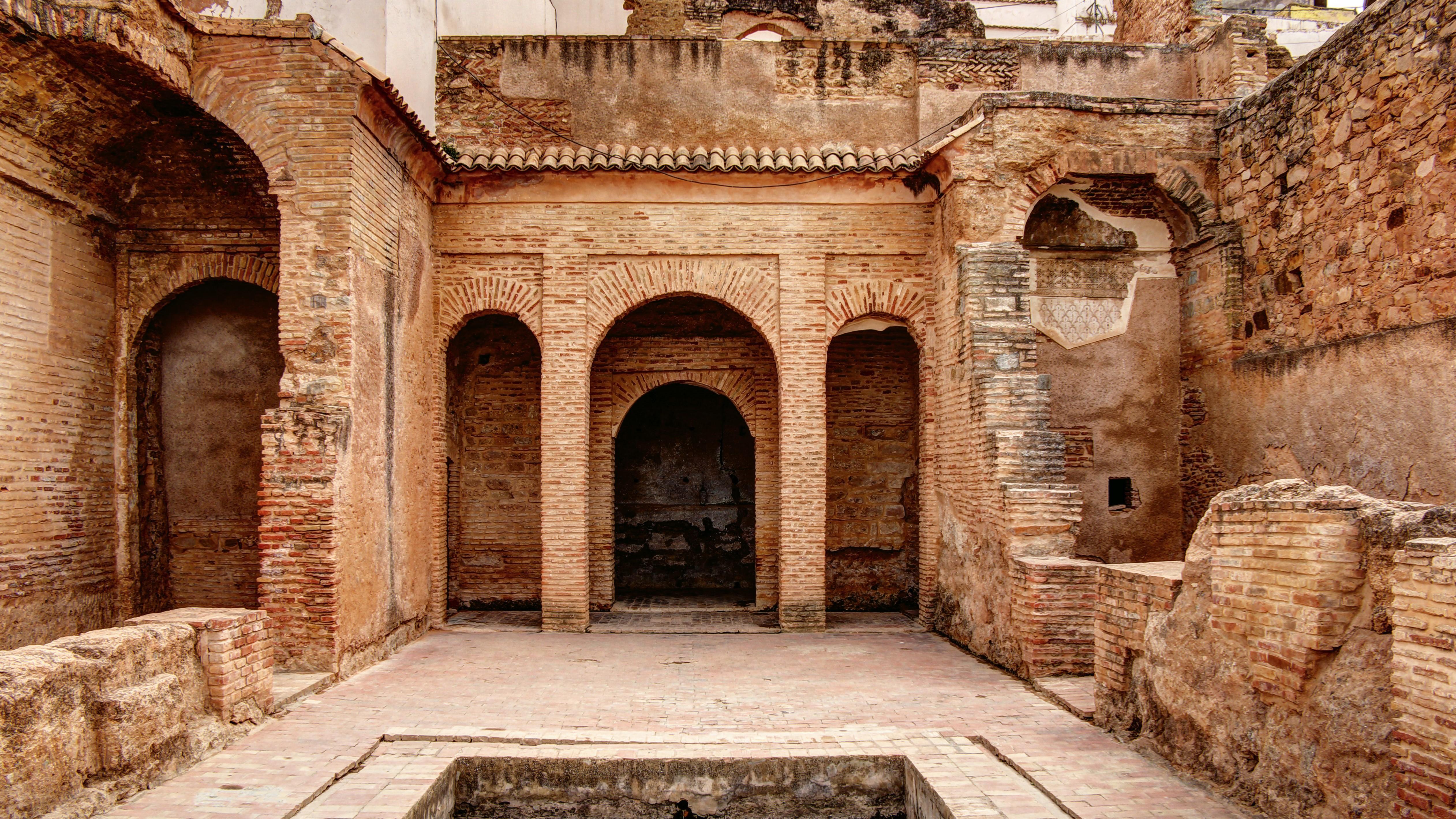 a cidade de Ghardaia é guardiã de centenas de anos de história
