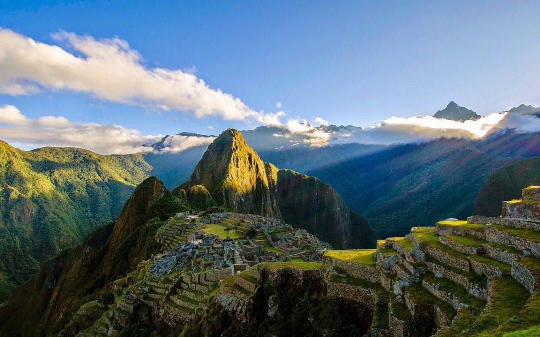 O misticismo que contempla a arquitetura inca
